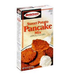 Manischewitz Sweetened Potato Pancake Mix, 6 Ounce - 12 Per Case.