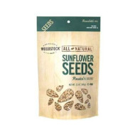 Woodstock Farms All Natural Roasted And Salted Sunflower Seed, 12 Ounce - 8 Per Case.
