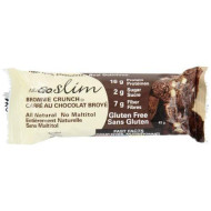 Nugo Chocolate Bar, Brownie Crunch, 1.59 Ounce (Pack Of 12)
