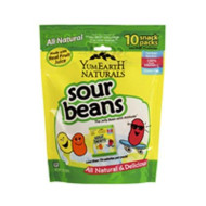 Yummyearth Jelly Bean Sour 10 Snkpk