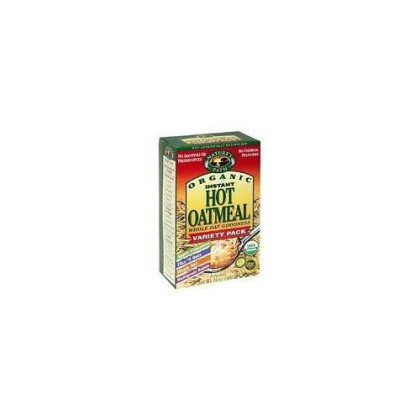 Nature'S Path Variety Oatmeal Pouch -- 6X8X1.7 Oz