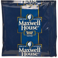 Maxwell House Master Blend Coffee Packs, Box Of 42