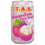 Tas Brand Juice Drink, Mangosteen, 10.5-Ounce (Pack Of 24)