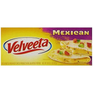 Kraft Velveeta Mexican Cheese 16oz Loaves (Pack of 3)