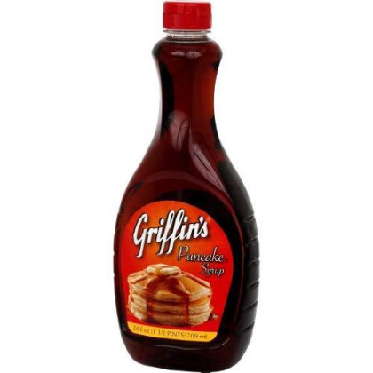 Griffin'S Pancake Syrup 24 Oz. (Pack Of 2)