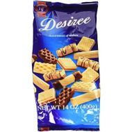 Hans Freitag Desiree Assorted Wafers, 14 Ounce