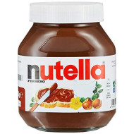 Ferrero Nutella Hazelnut Spread, 26.5 Oz. Jar