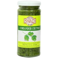 Swad Chutney Coriander (PACK OF 3)