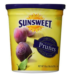 Sunsweet Amazin Pitted Prunes, 16 Oz
