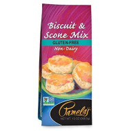 Pamela'S Products Gluten Free Biscuit And Scone Mix, 13 Ounce