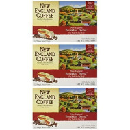 New England Breakfast Blend Single Serve Cups (Pack Of 3)
