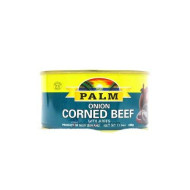 Palm Onion Corned Beef With Juices 326g