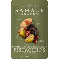Sahale Snacks Pomegranate Pistachios, 4 Oz