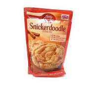 Betty Crocker Snickerdoodle Cookie Mix 17.9 Oz (Pack Of 2)