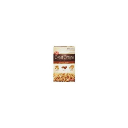 Post Selects Great Grains Crunchy Pecans Cereal 16 Oz (Pack Of 12)