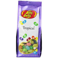 Jelly Belly Candy Gift Bag, Tropical, 7.5 Oz