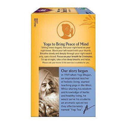 Blue Lotus Chai - Rooibos Flavor Masala Chai - Makes 100 Cups - 2 Ounce Masala Spiced Chai Powder With Organic Spices - Instant Indian Tea No Steeping - No Gluten