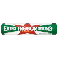 Trebor Extra Strong Mint Roll (Pack Of 20)