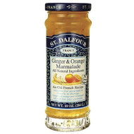 St. Dalfour Ginger & Orange Marmalade, 10 Ounce