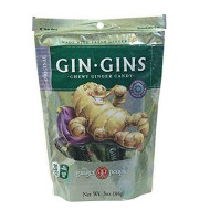 The Ginger People Original Ginger Chews - 3 Oz