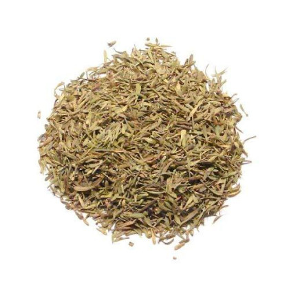 Whole Dried Thyme Herb -1/4 Pound (4 Ounces ) - Spanish Thyme Essential Culinary Herb