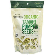 Woodstock Farms Organic Tamari Pumpkin Seeds -- 9 Oz