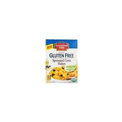 Organic Sprouted Corn Flakes 10 Ounces (Case Of 12)
