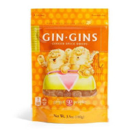 Ginger People Candy Gingins Spice Drop