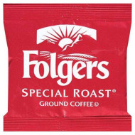 Folgers Special Roast Ground Coffee, 0.8 Ounce (Pack Of 42)