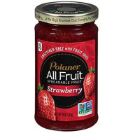 Polaner All Fruit Strawberry Fruit Spread, 15.25 Ounce