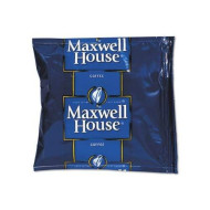 Maxwell House Coffee, Regular Ground, 1 1/2 Oz Pack - 42 Fractional Packs.