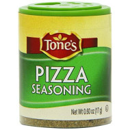 Tone'S Mini'S Pizza Seasoning, 0.60 Ounce (Pack Of 6)