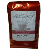 Ahh..Cupella Premium Gourmet Sugar Cookie Flavored Ground Coffee, 16Oz Bag