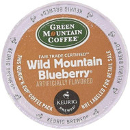 Green Mountain Coffee, Wild Mountain Blueberry K-Cup Portion Pack For Keurig brevers, 24 Count