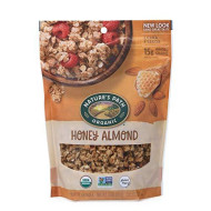 Nature's Path Honey Almond Granola, Healthy, Organic & Gluten Free, 11 oz Pouch