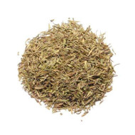 Thyme Herb - 8 Ounces - Dried Spanish Thyme Extra Fancy by Denver Spice