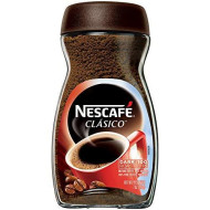 Nescafe Clasico Instant Coffee, 7-Ounce, 2-Count Bottles