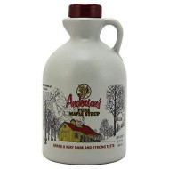 Anderson'S Pure Maple Syrup, Grade A Very Dark/Grade B, 32 Ounce (Frustration Free Packaging)
