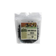Woodstock Dark Chocolate Raisins 6 Oz -Pack Of 15