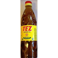 Tez Mustard Oil,16 fl oz