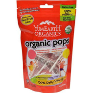 Yummy Earth Fruit Pop Pc Lollipop (6X3 Oz)