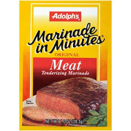 Adolph'S Marinade In Minutes Meat Marinade, 1 Oz (Case Of 24)