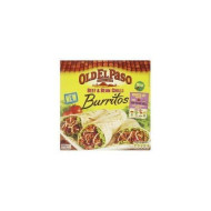 Old El Paso Beef & Bean Chilli Burritos 500G