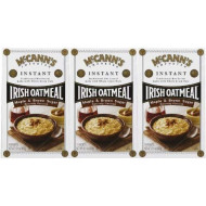 Instant Irish Oatmeal Maple Brown Sugar 15.17 Ounces (Case Of 12)