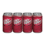 Dr Pepper, 7.5 Fl Oz Cans, 8 Count