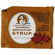 Chef's Quality Table Syrp Cup, 9.38 Pound