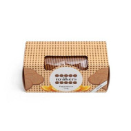 Nyakers Ginger Snaps - Orange (5.29 Ounce)