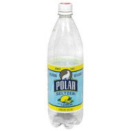 Polar Seltzer Lemon 33.82 Fl Oz 12 Pack