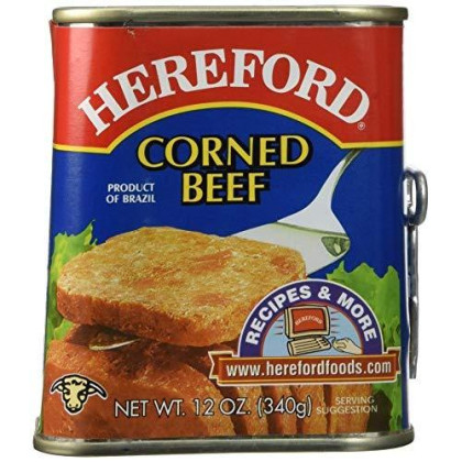 Hereford Corned Beef (Case of 6)