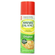Smart Balance Non-Stick Cooking Spray, Original, 6 Ounce (Pack of 12)